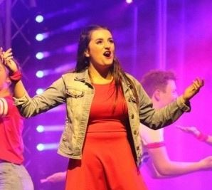 I competed in the Glee Club Challenge and now I'm performing on the West End!