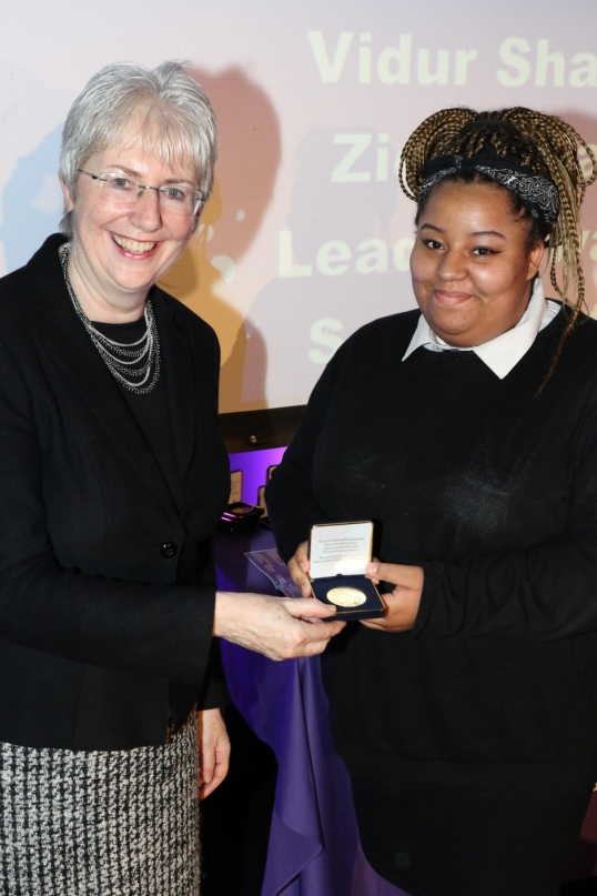 Student wins Jack Petchey Achievement Award for poetic prowess