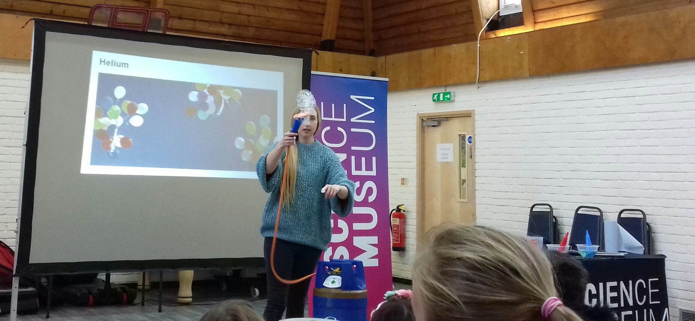Kingston Carers take part in Science workshop!