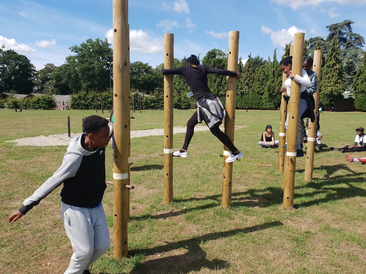 St Mary's Youth Club build friendships at residential trip!
