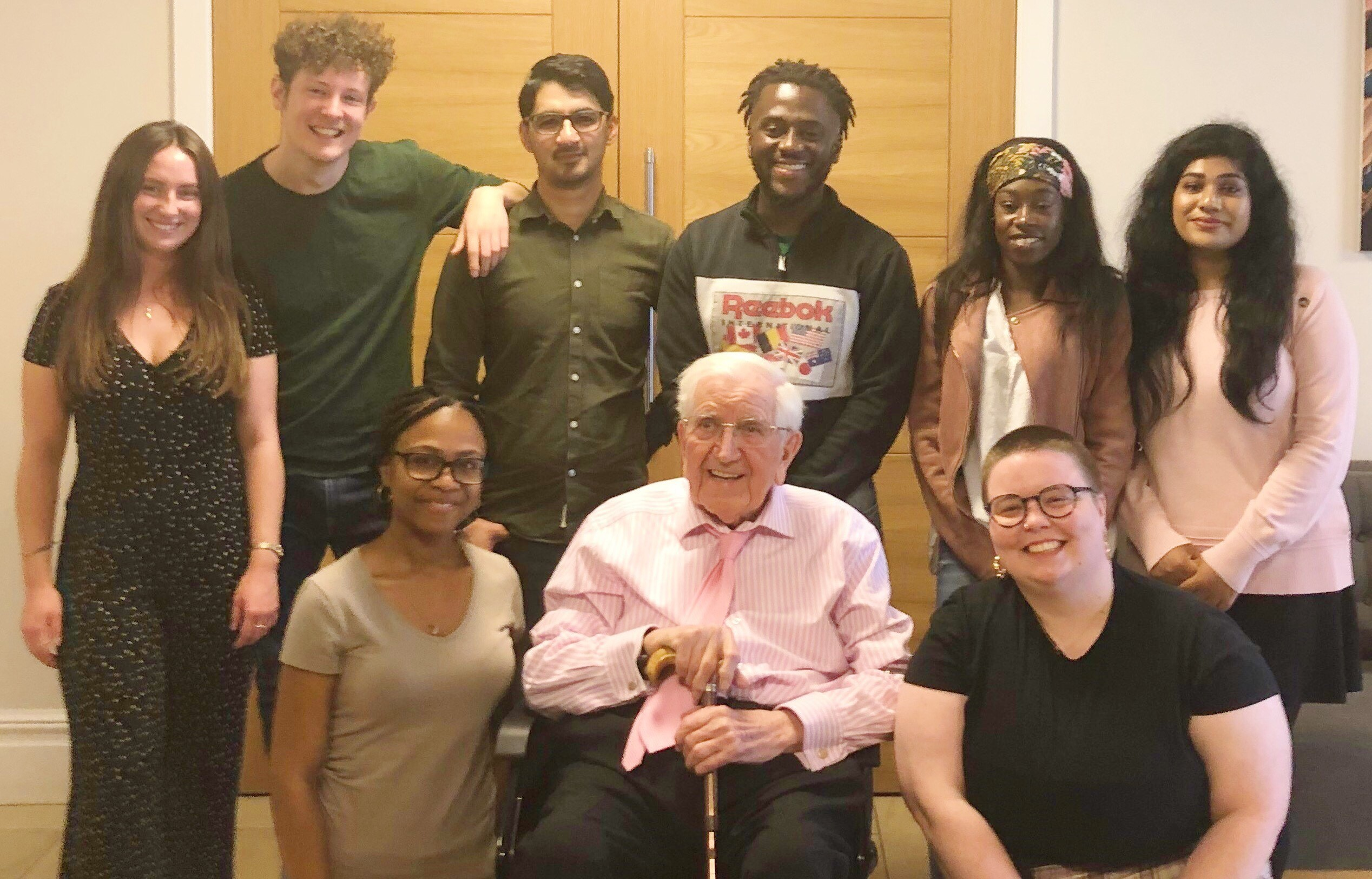 Year One Graduates – Jack Petchey Foundation Internship Programme