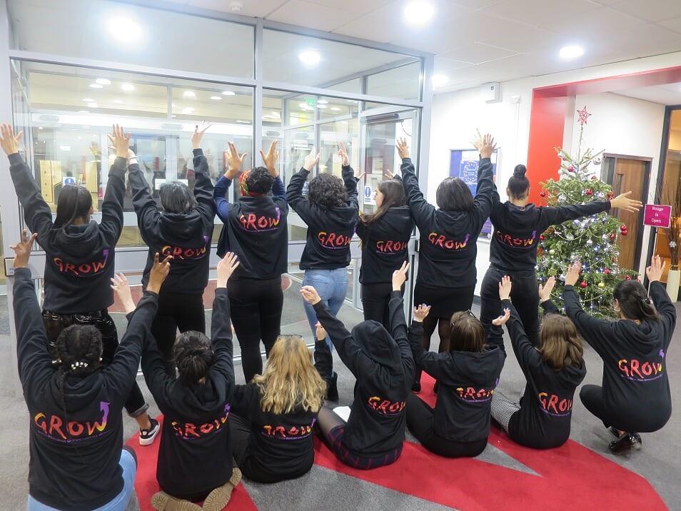 Girls grow through new workshops