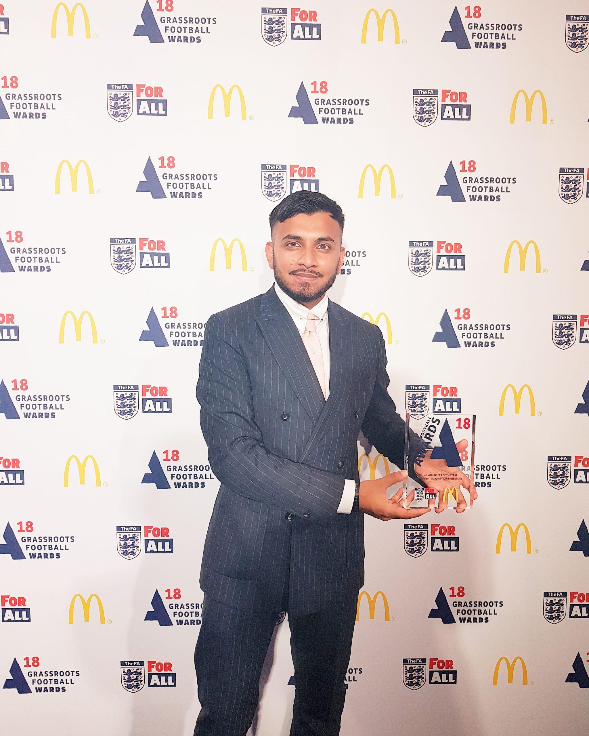 Today's Role Models: Achievement Award winner to Entrepreneur