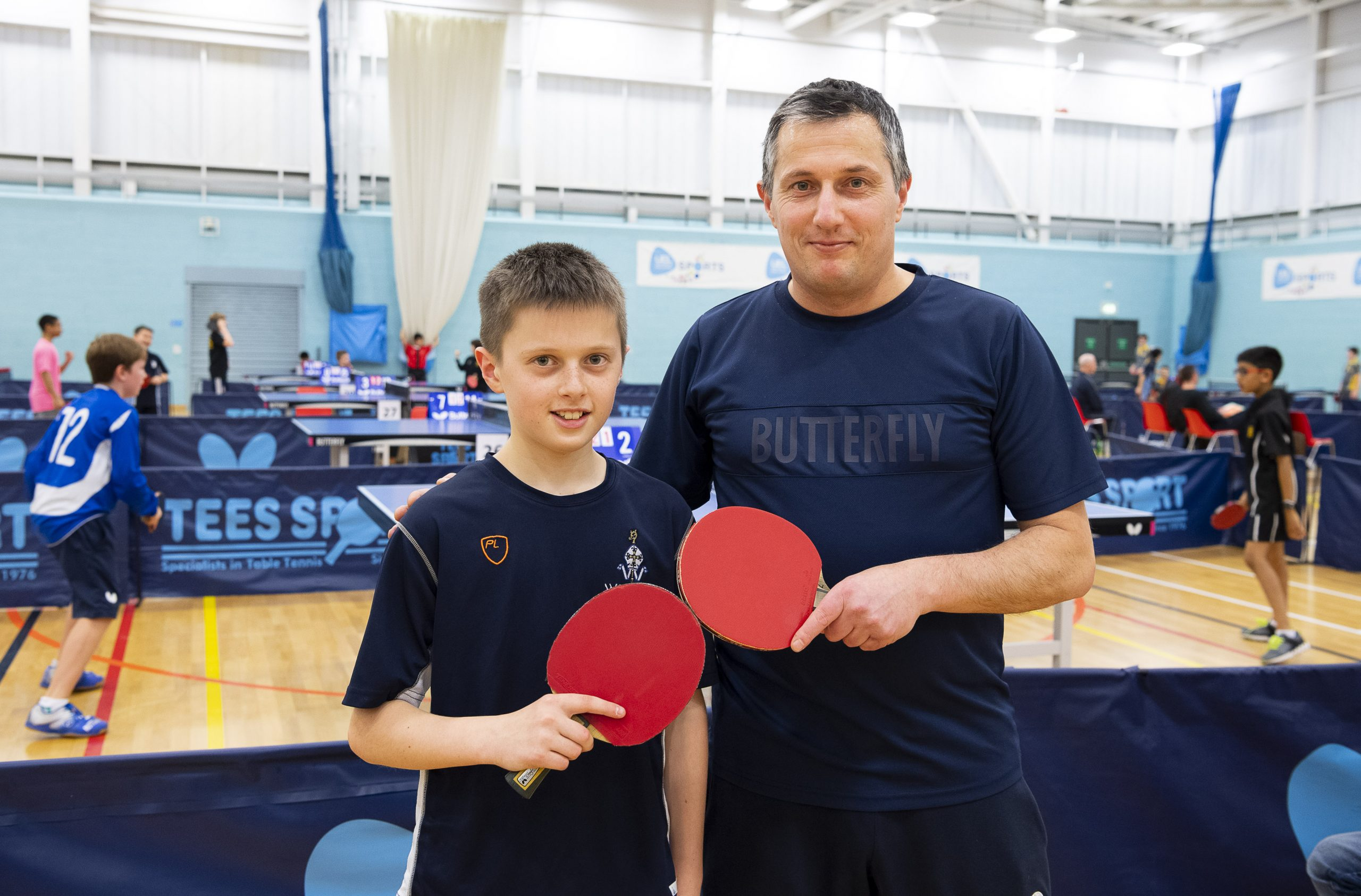 Jack Petchey London Schools' Table Tennis Team Finals