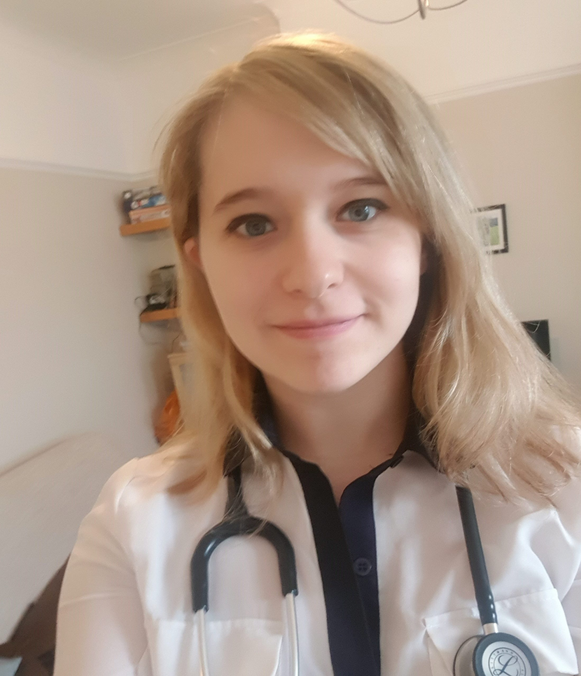 Today's Role Models: Achievement Award winner to Medical Student
