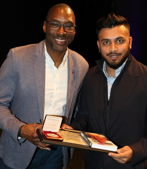 Outstanding Leader changes the lives of young people through sport