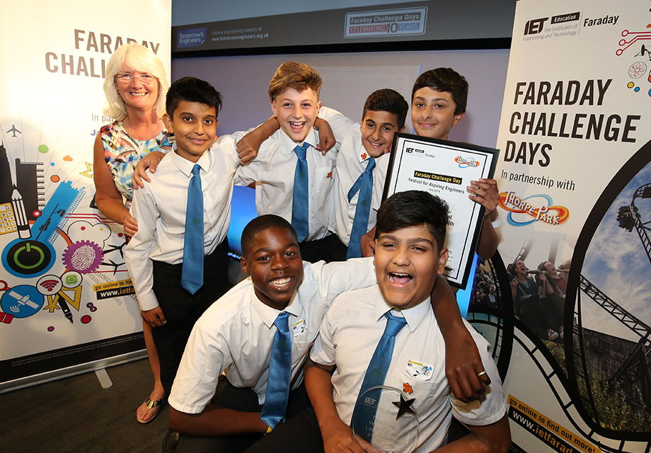 Faraday Challenge goes virtual!