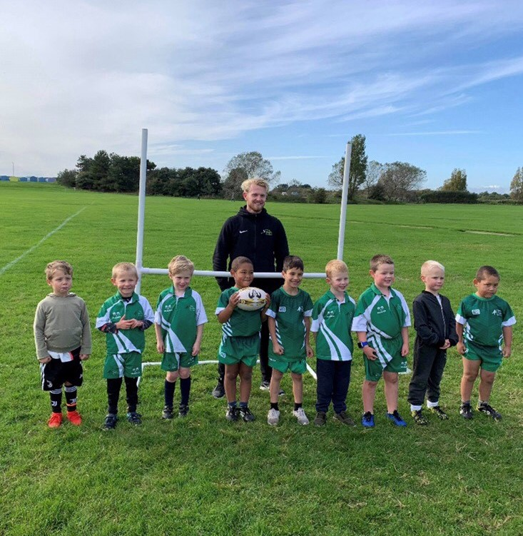 Today's Role Models: Achievement Award winner to Rugby Entrepreneur