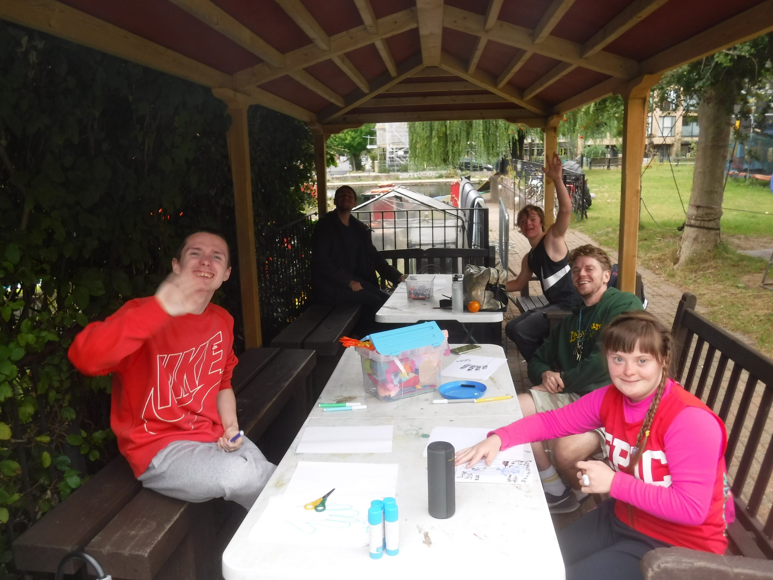Giving Something Back grants boost youth volunteering!