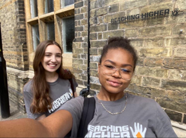 Jack Petchey Intern Walks Across London For Charity