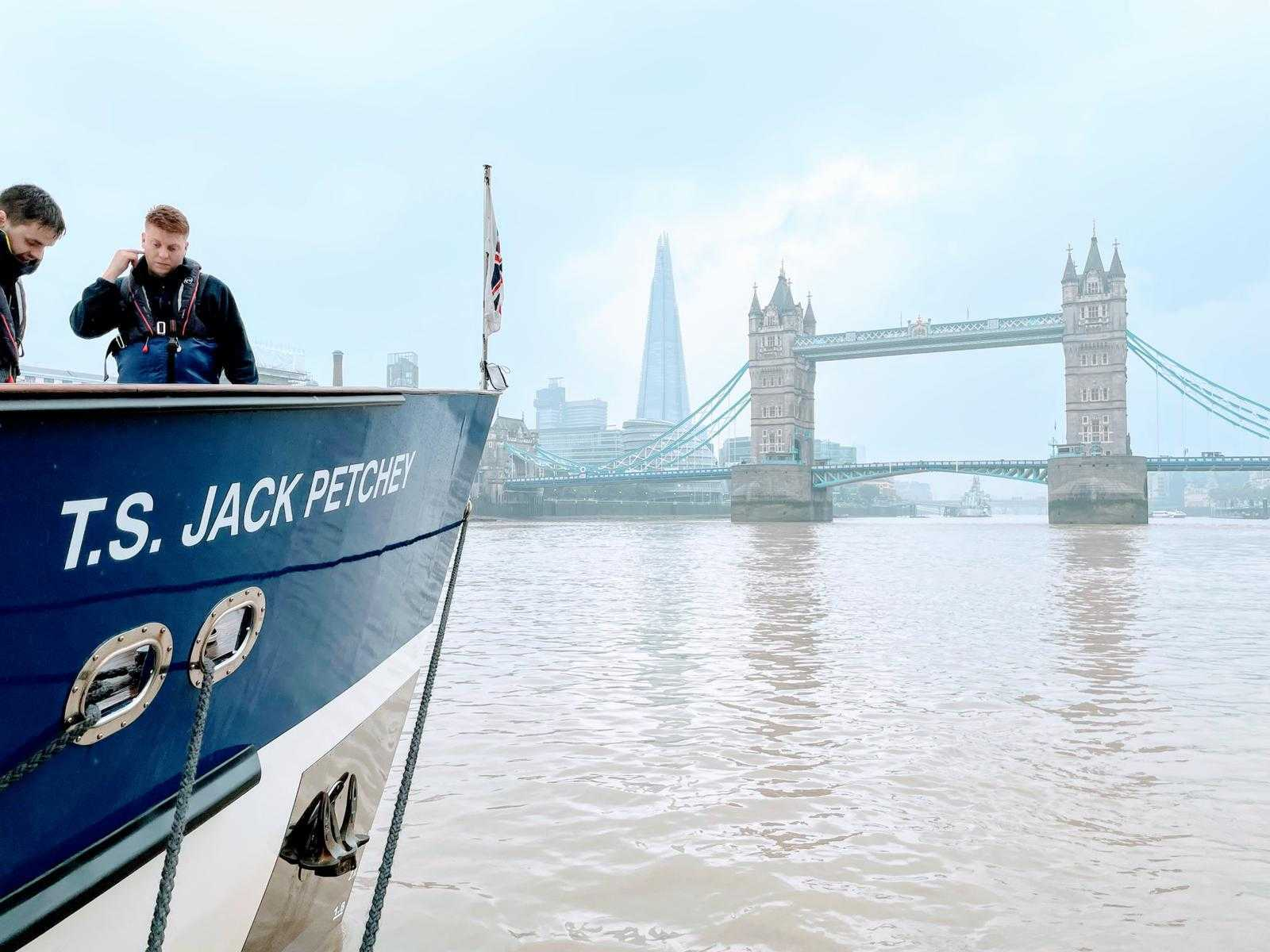 TS Jack Petchey: Bringing young people to the sea, even during the pandemic!